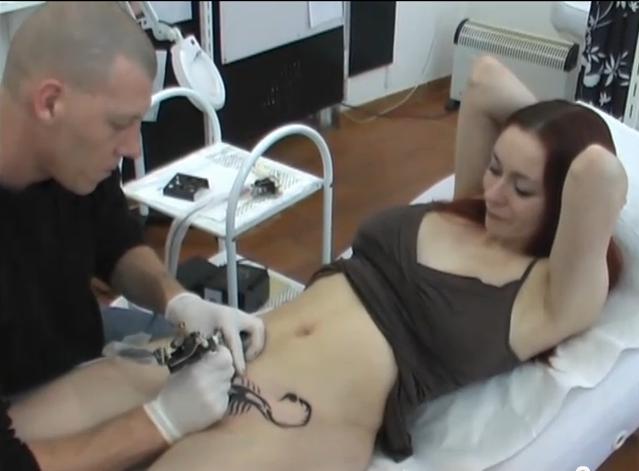 Nőknek intim tetoválás Tetoválás intim
