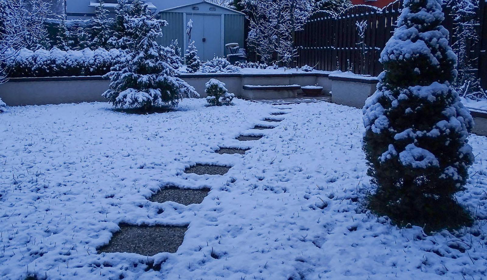 Kis hó - kis öröm-1