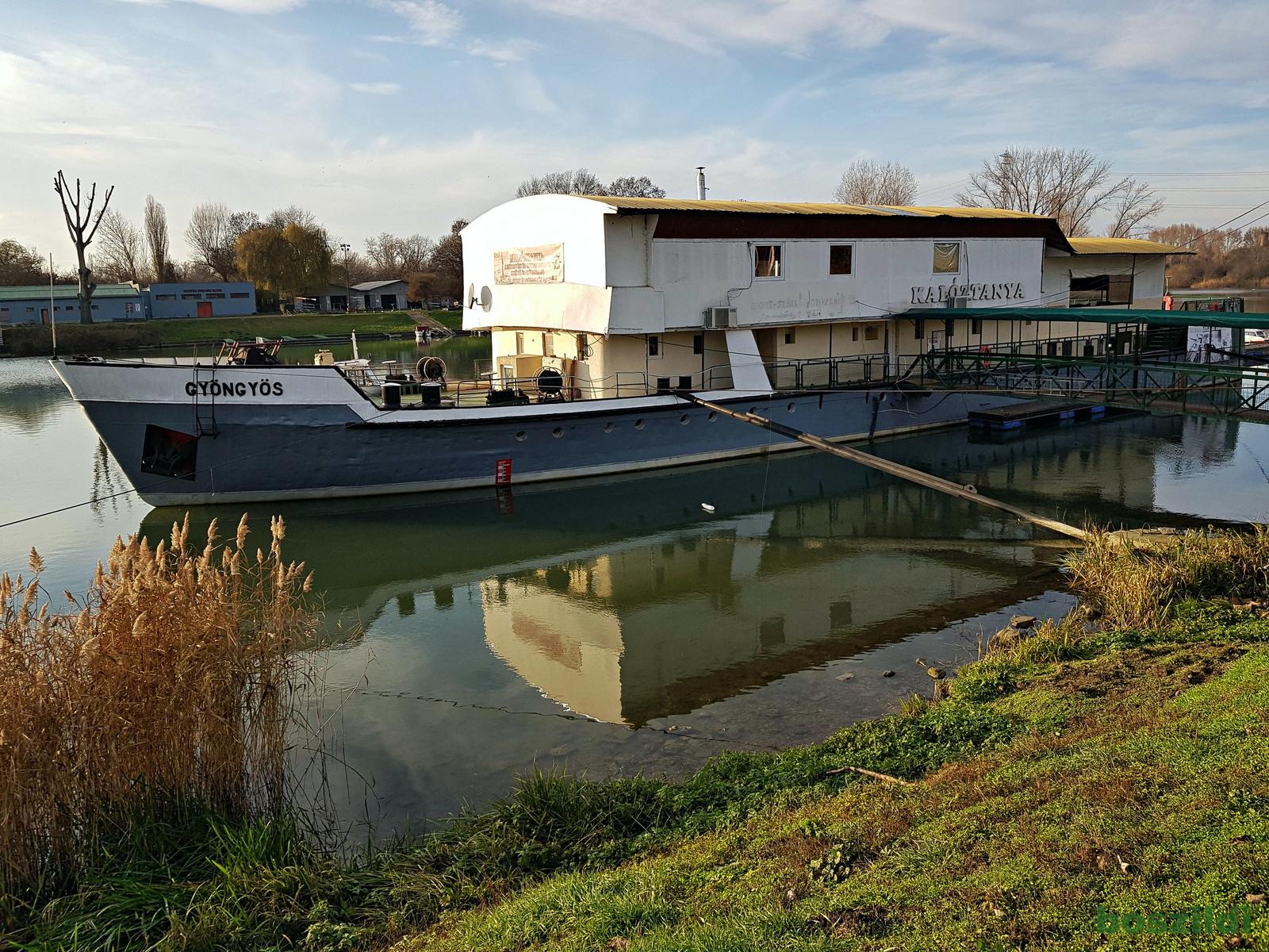 Pesterzsébeti Duna-part 2
