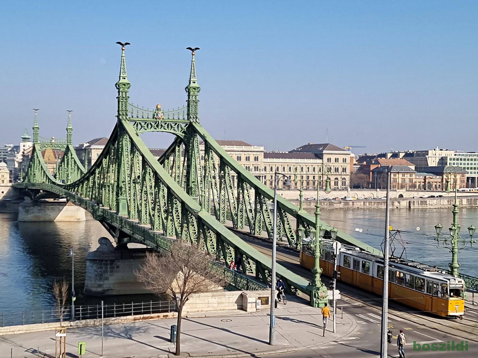 Szabadság híd 1