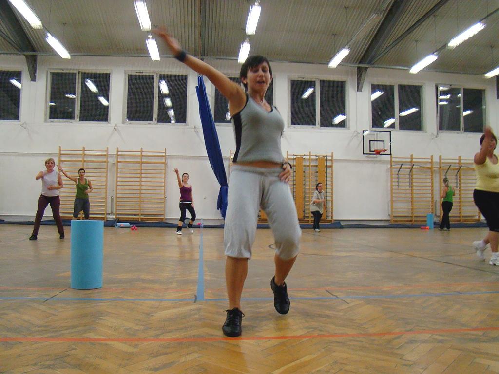 Renáta, az edző