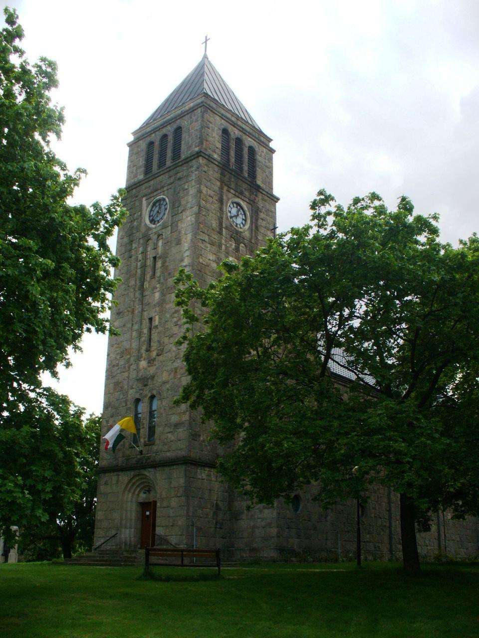 Dunabogdányi templom