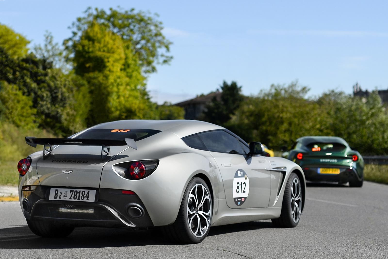 Aston Martin V12 Vantage Zagato