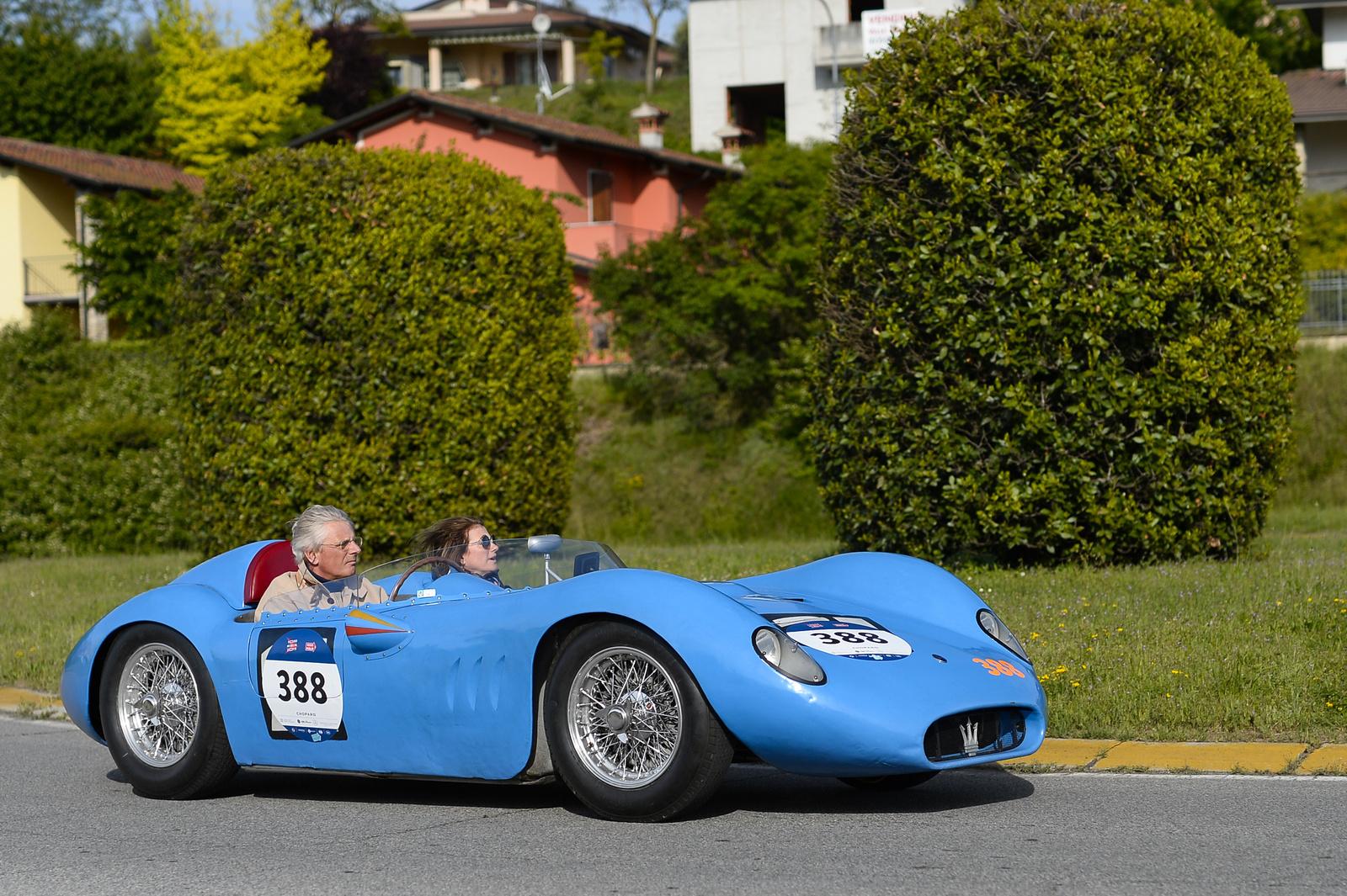 Maserati 200 S Prototipo