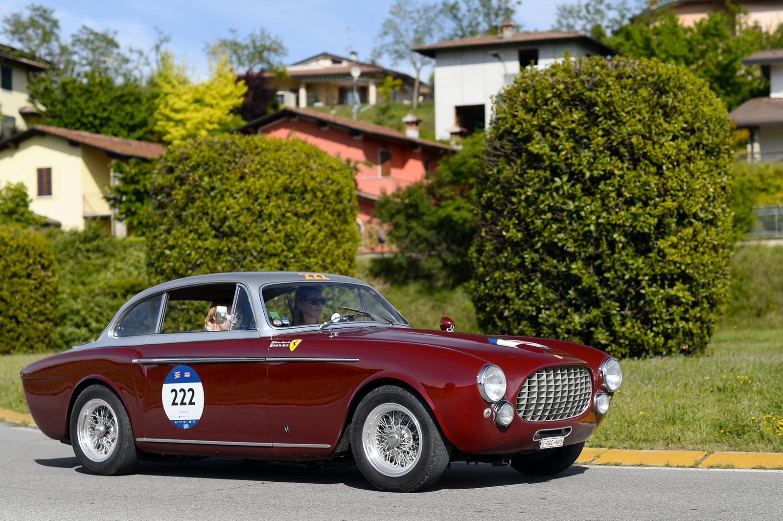 Ferrari 225 S Berlinetta Vignale