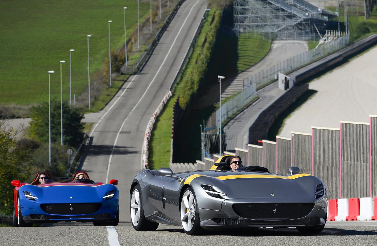 Ferrari Monza SP1 - SP2