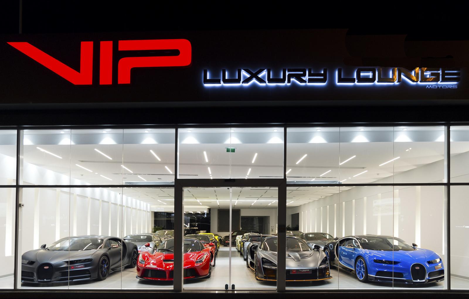 VIP Motors Luxury Lounge