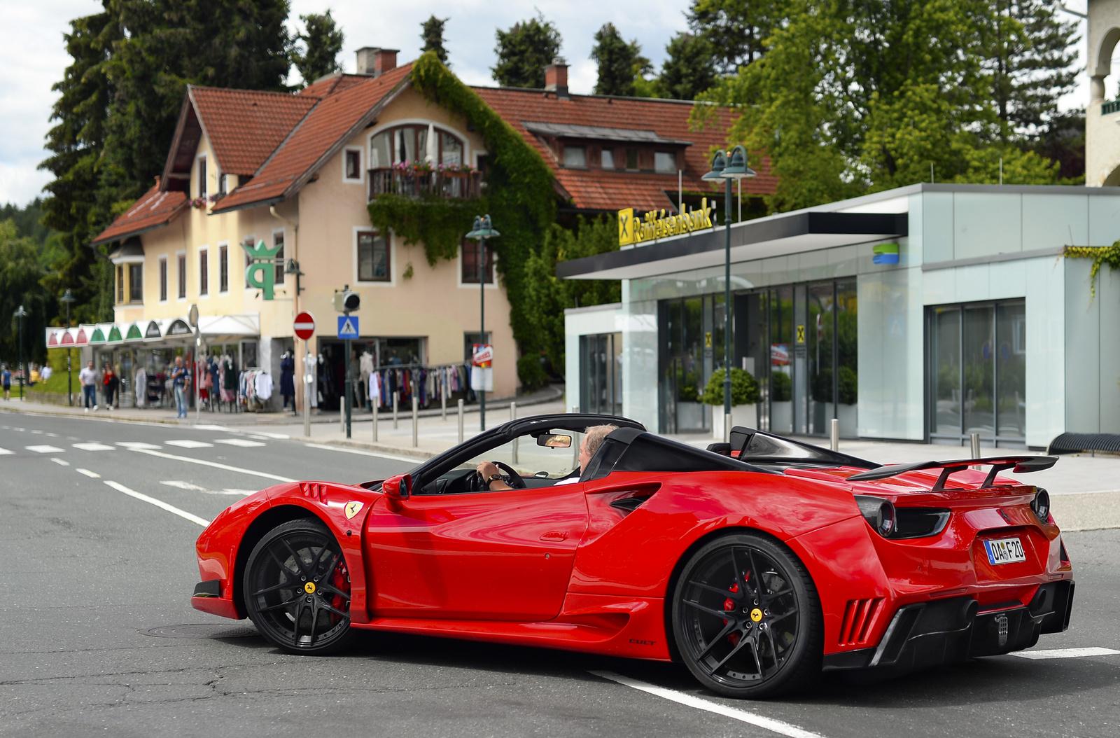 Ferrari 488 Spider Novitec N-Largo