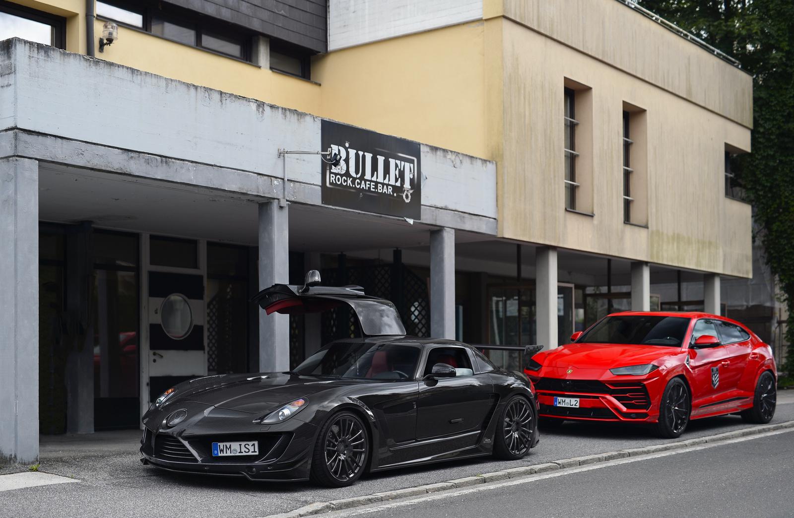 Mansory Cormeum - Lamborghini Urus