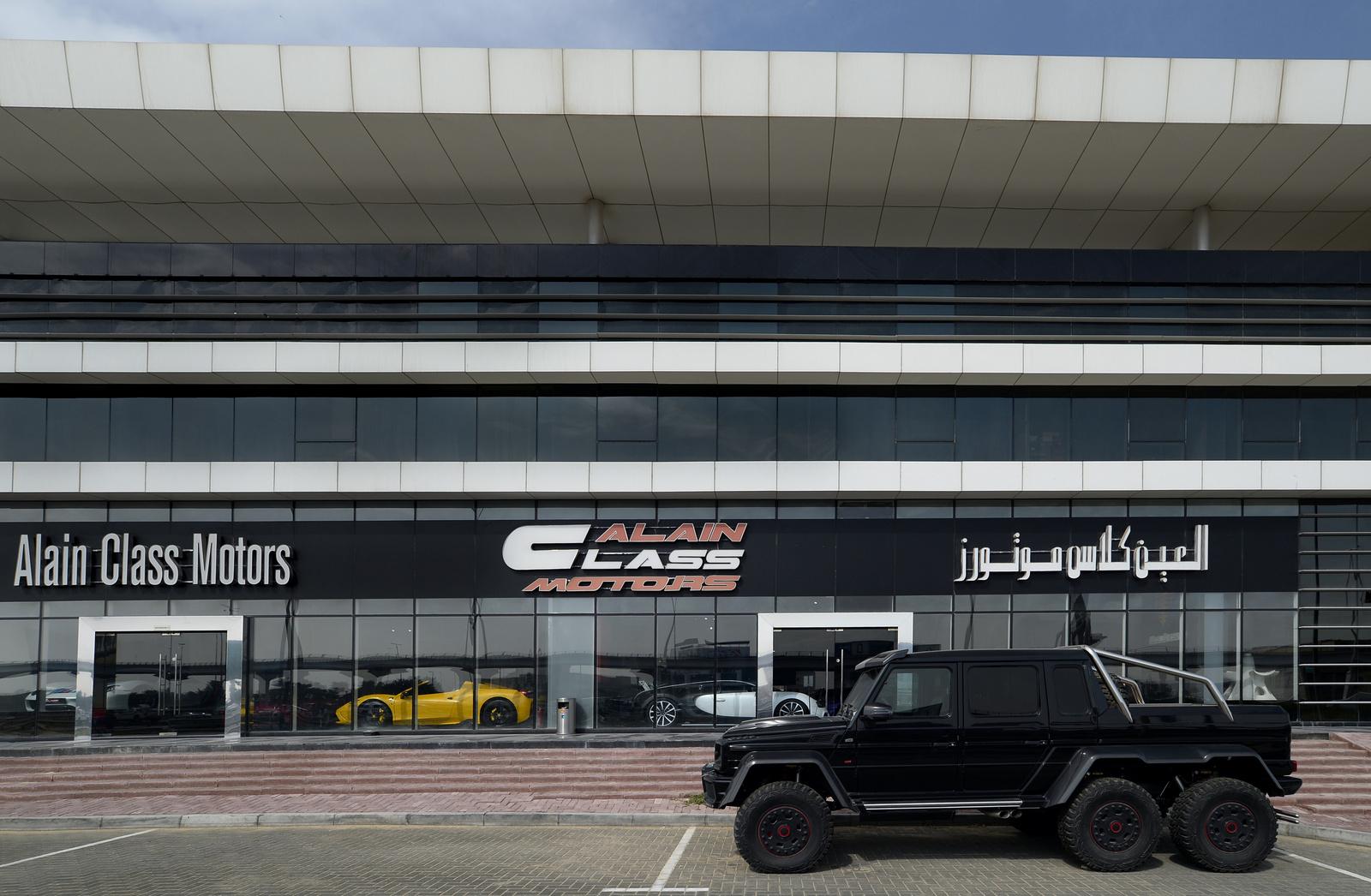 Alain Class Motors