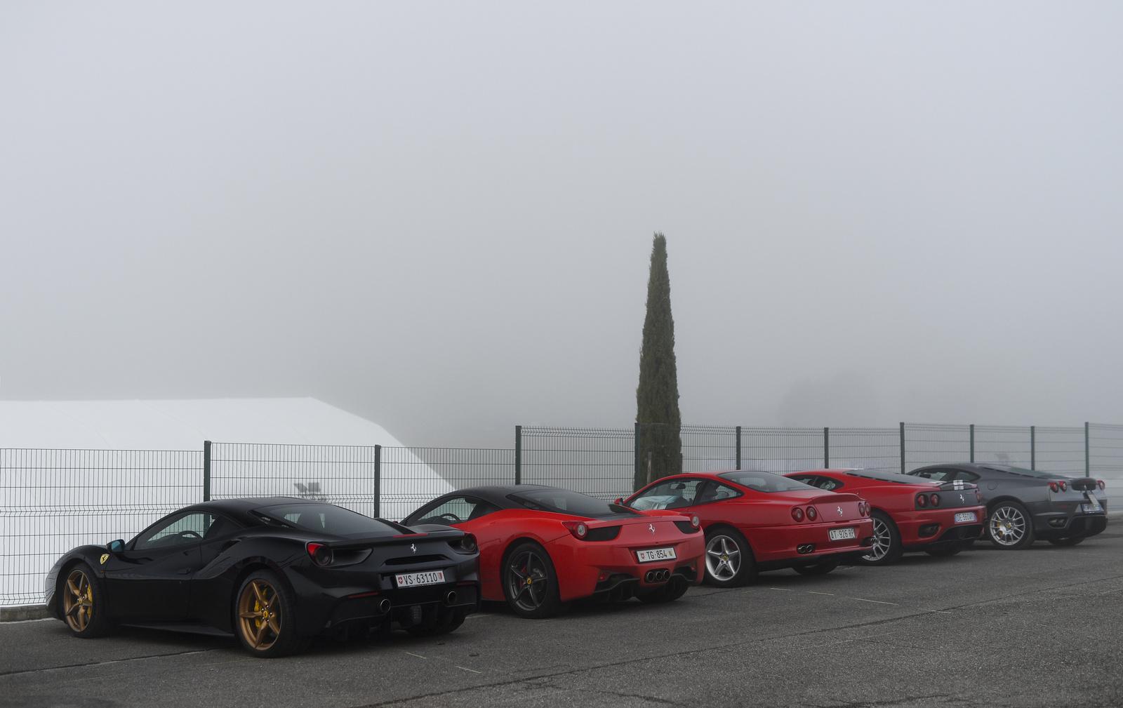 Ferrari sor