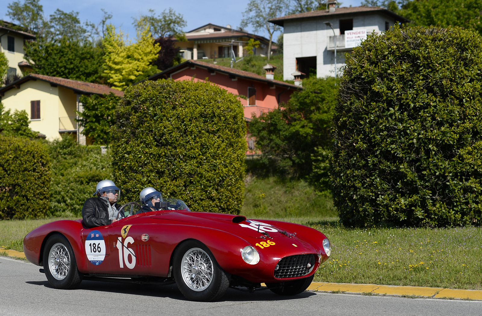 Ferrari 275 S / 340 America