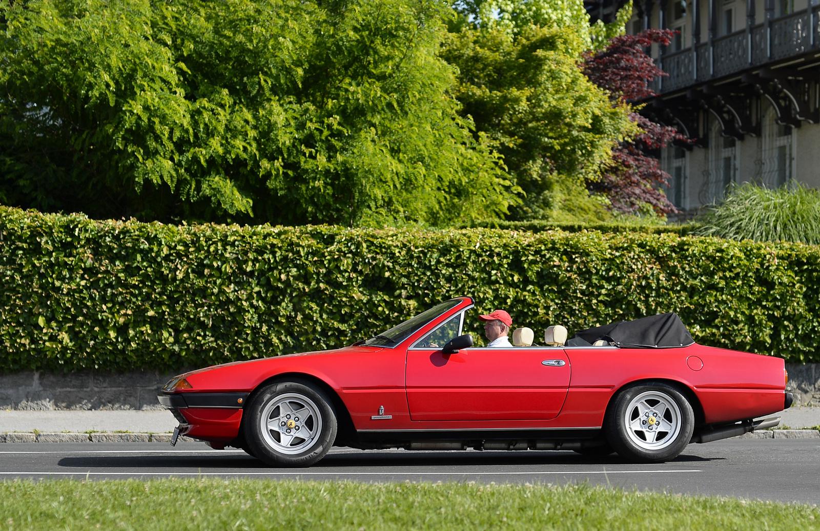 Ferrari 400 Cabriolet
