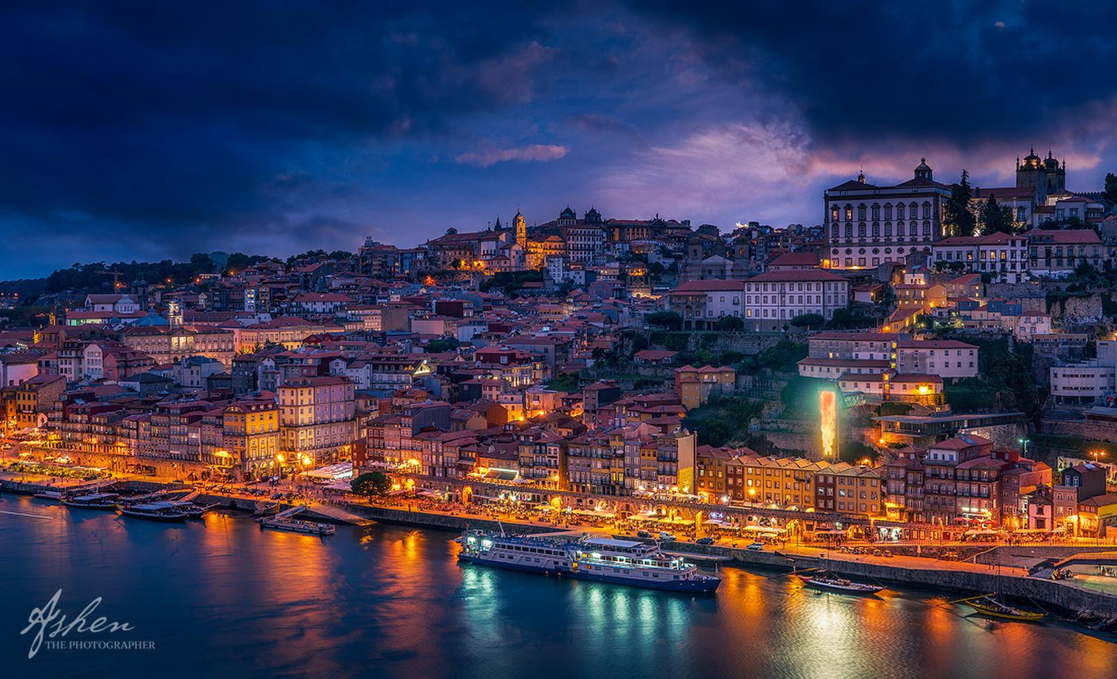 Purple Porto