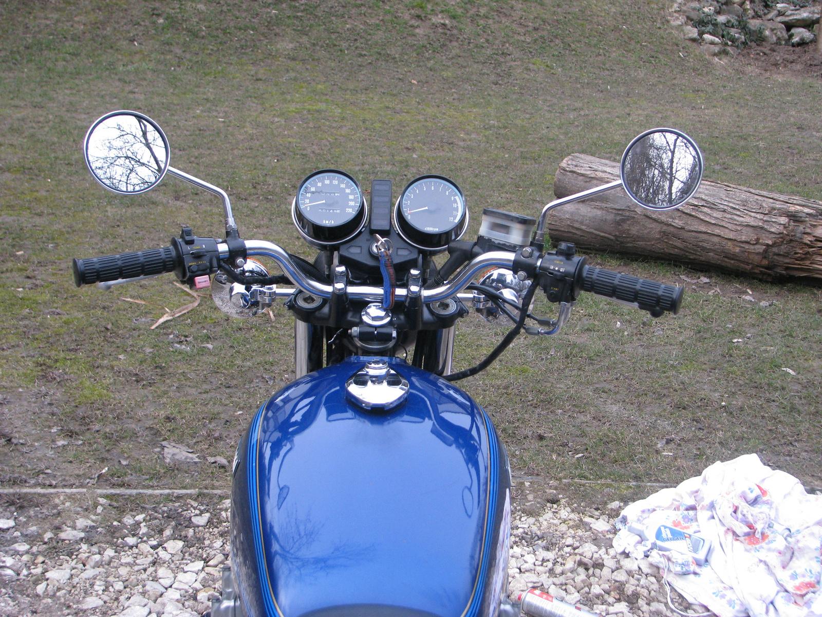 Kawasaki z650 7