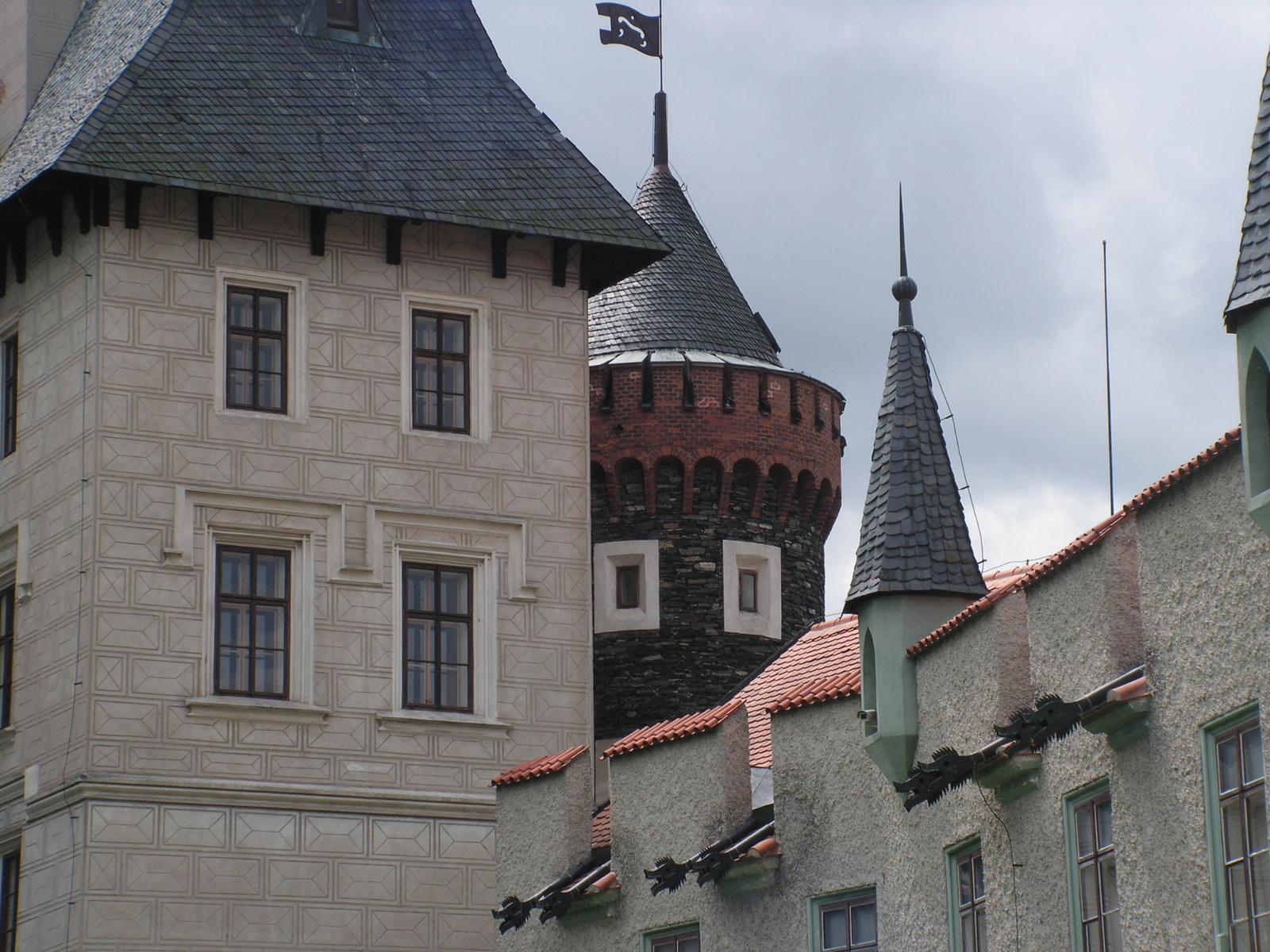 Csehország, Žleby, SzG3
