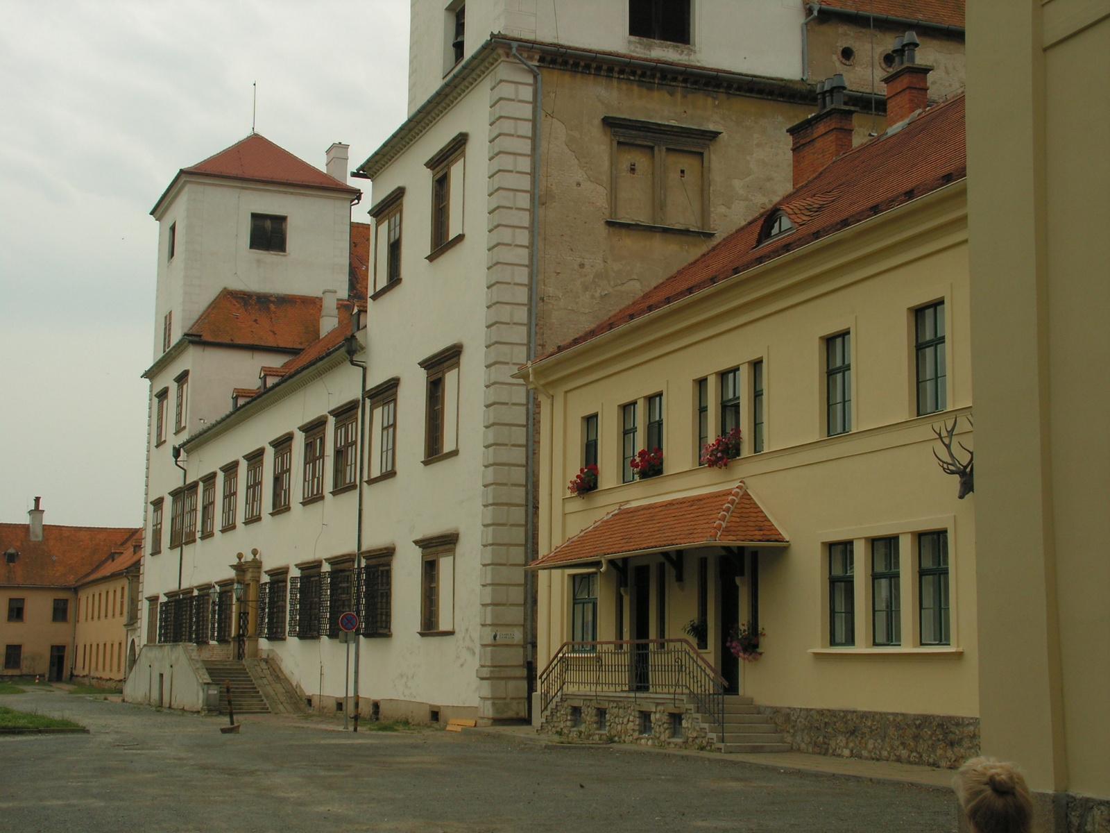 Csehország, Bucovice, SzG3