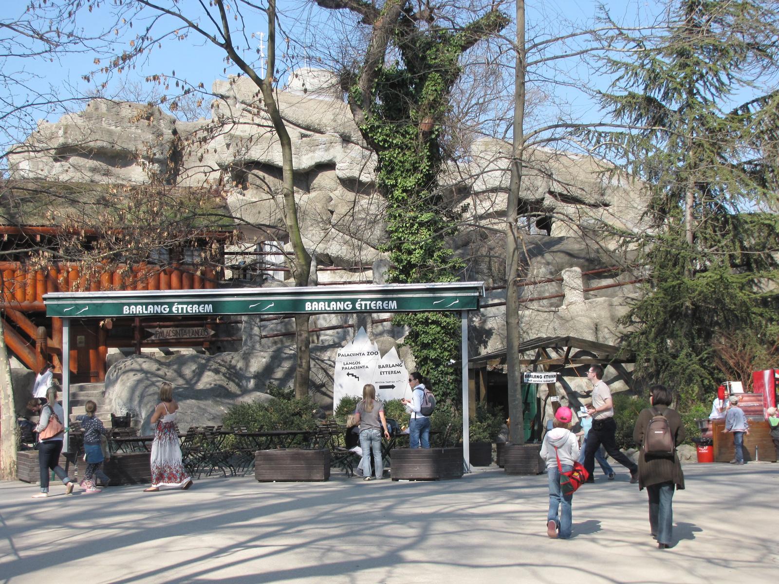 Budapest, Fővárosi Növény és Állatkert, SzG3