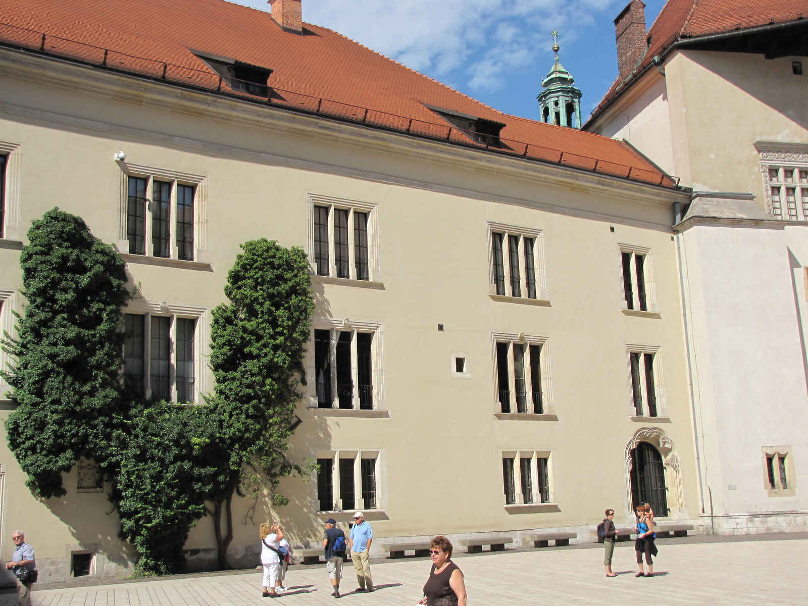 Krakkó, a Wawel, SzG3