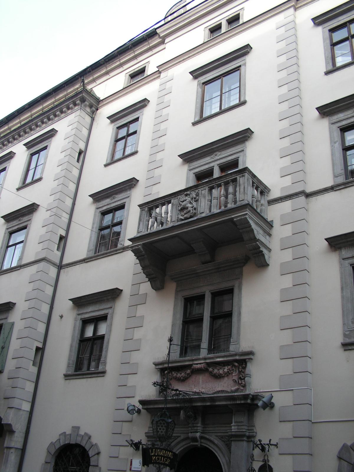 Ausztria, Grác, Grazer Landhaus, SzG3