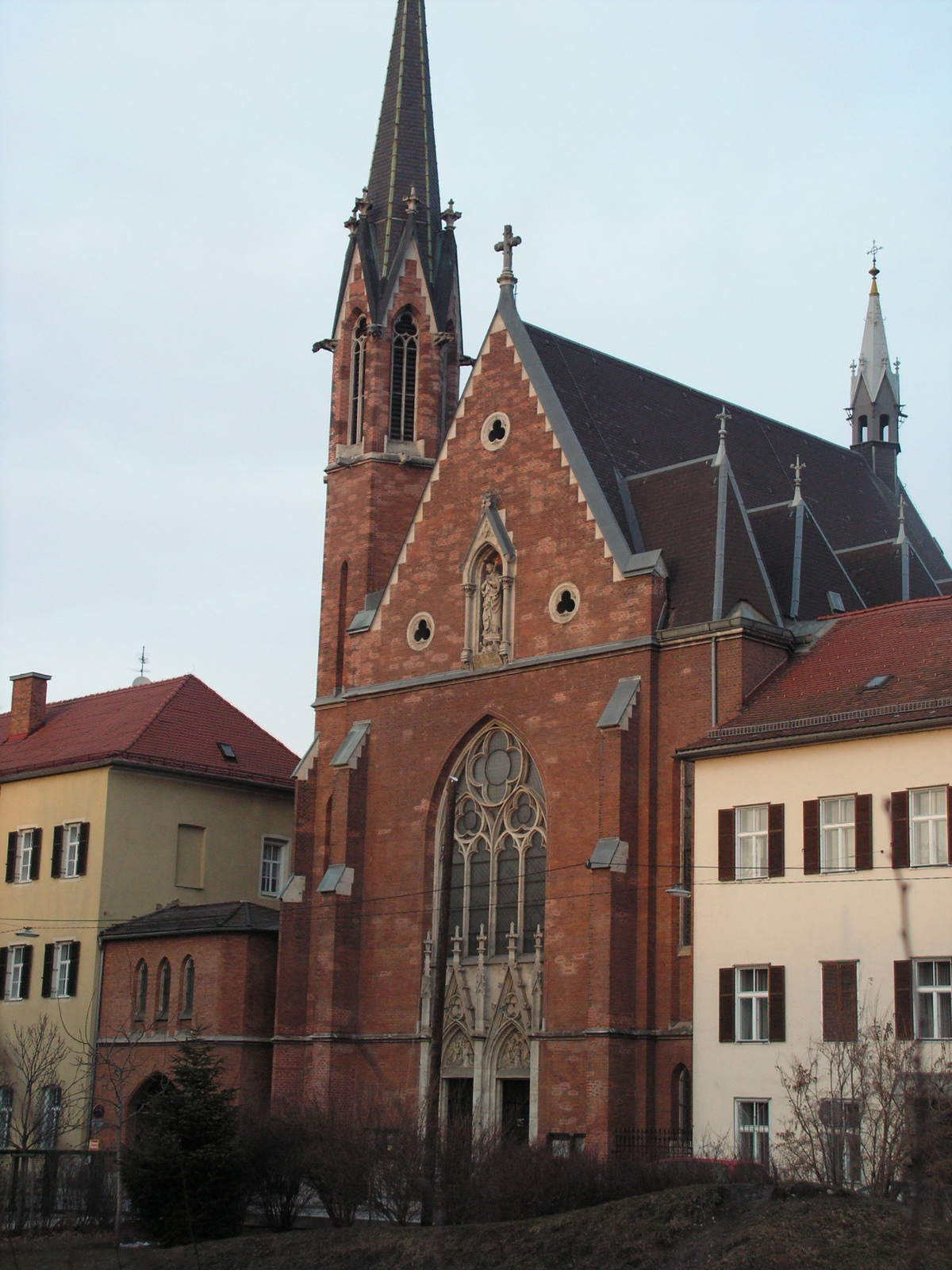 Ausztria, Grác, Marienkirche, SzG3