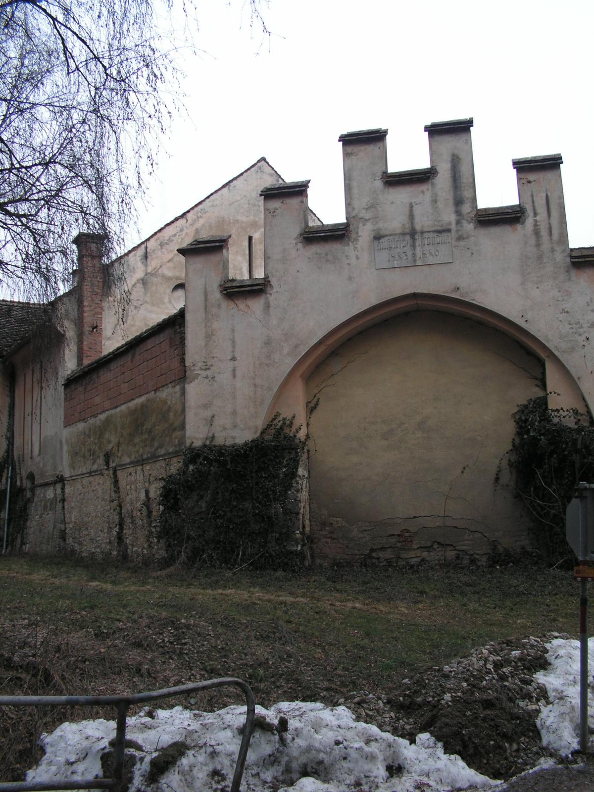 Oberfladnitz/Thannhausen, Schloß Thannhausen, SzG3