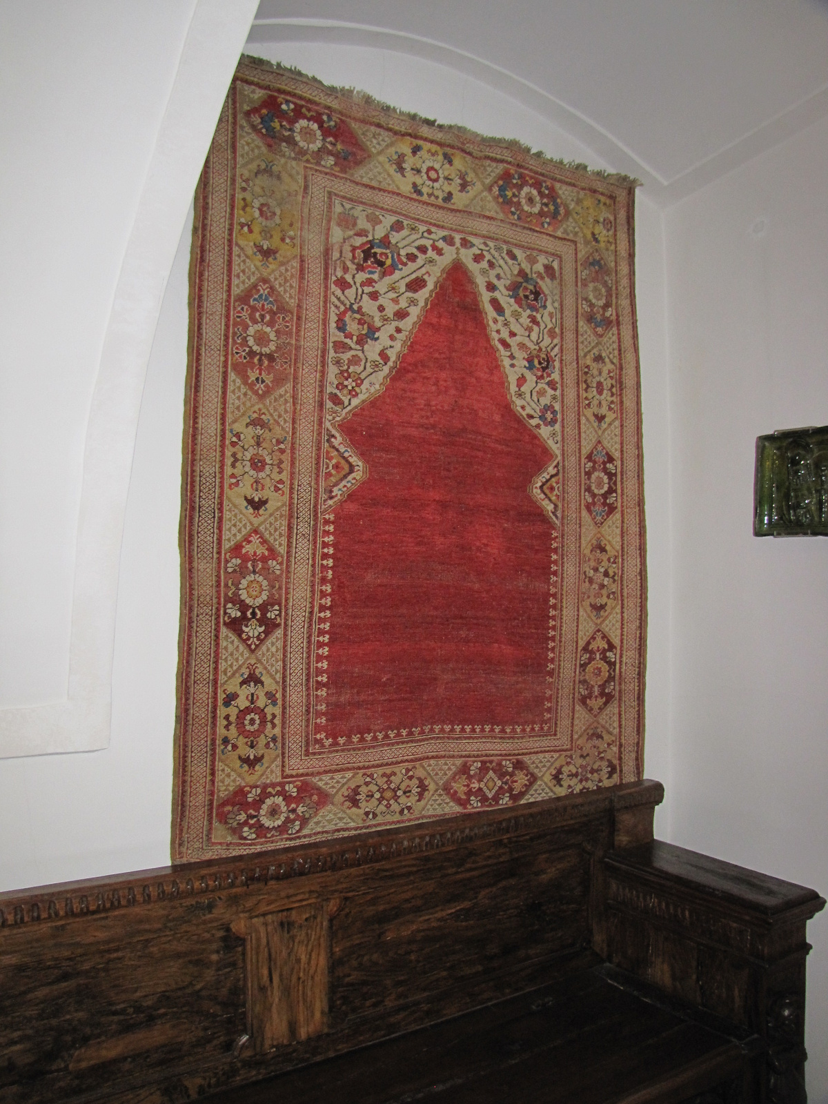Magyarország, Budapest, a Nagytétényi kastélymúzeum, SzG3
