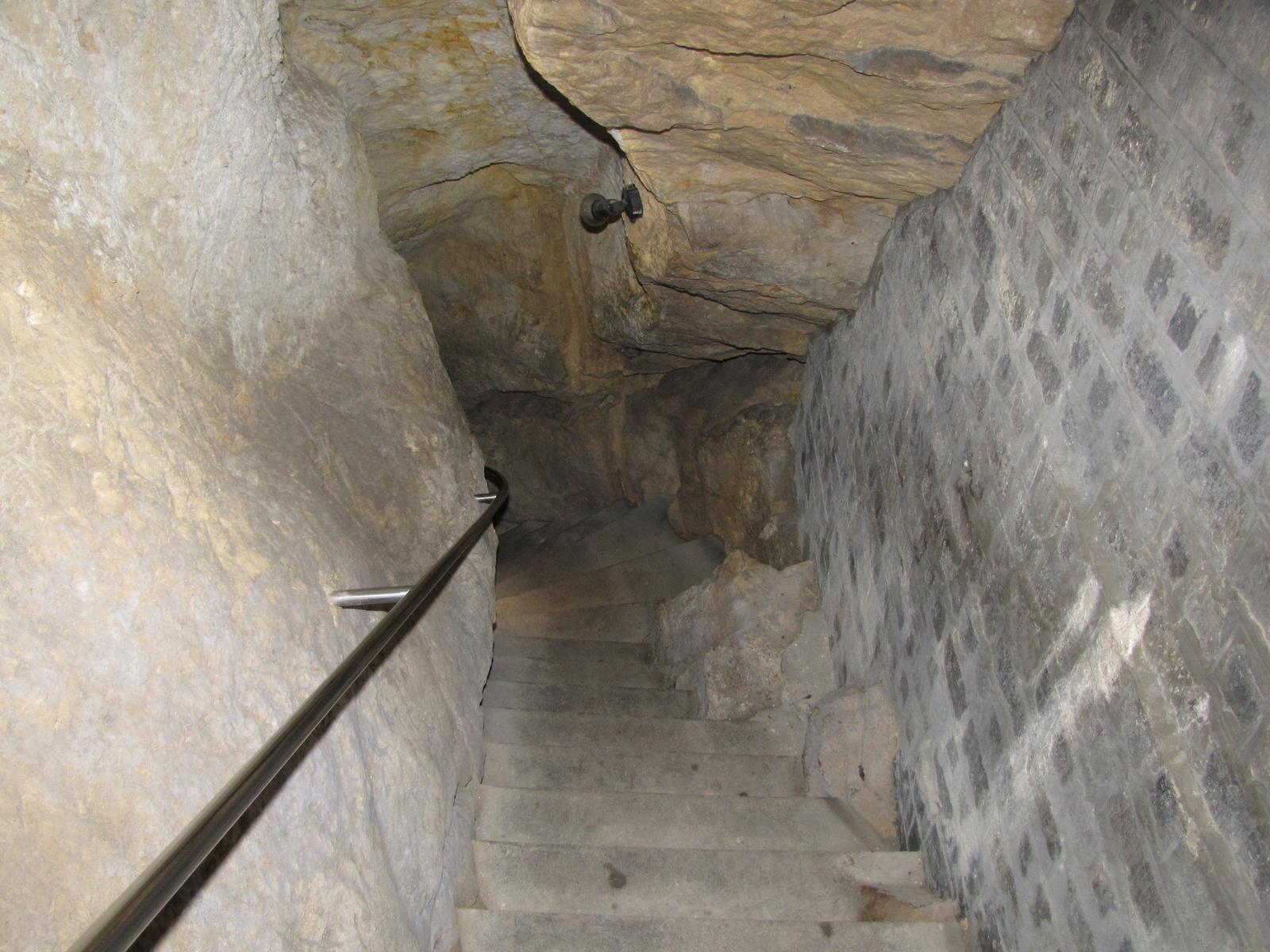 Budapest, a Pál-völgyi barlang, SzG3