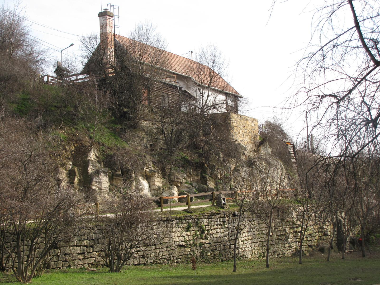 Budapest, a Pál-völgyi barlang, a kőbánya területe, SzG3