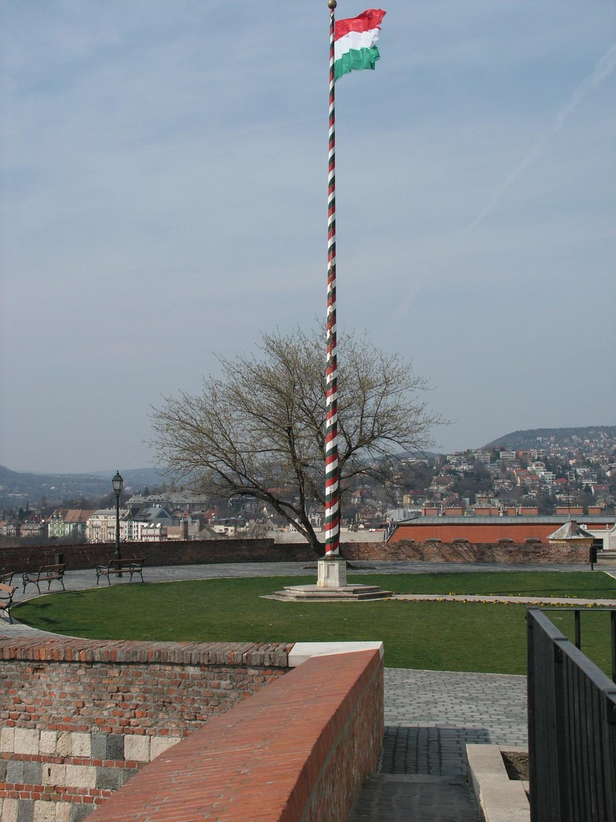 Budapest, a Budai várnegyed, az Anjou bástya, SzG3