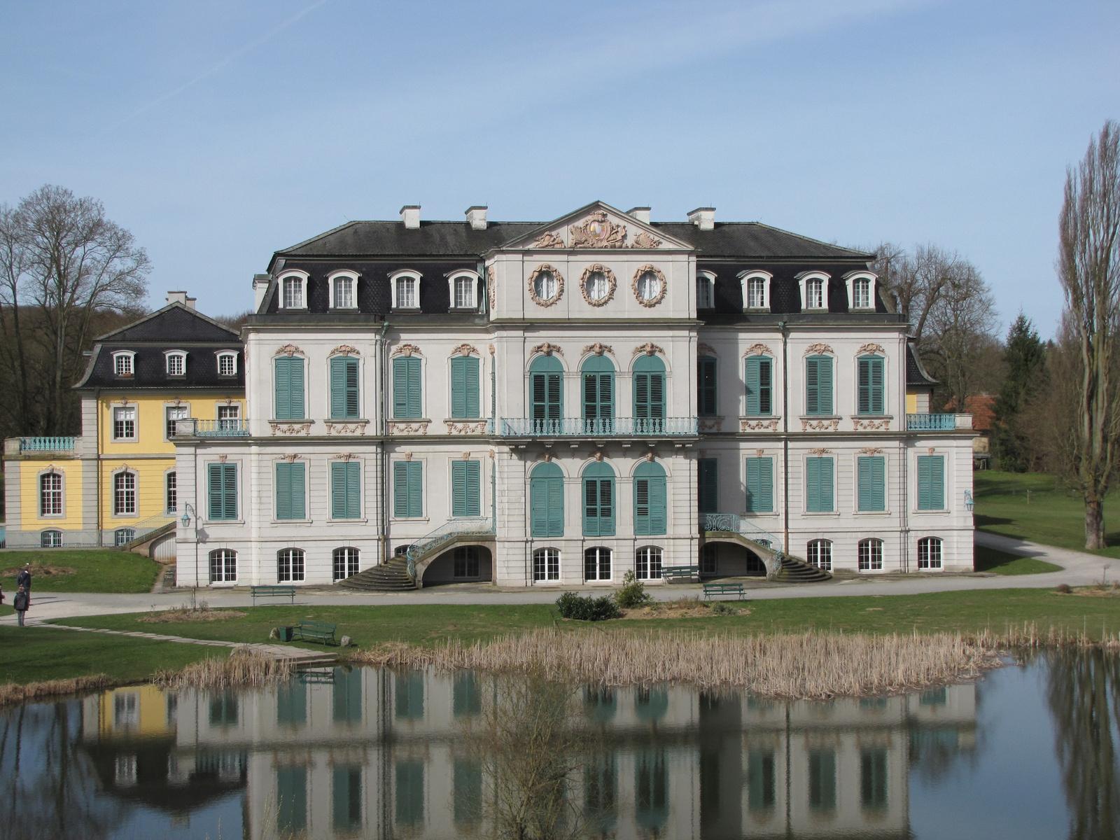 Németország, Calden, Schloß Wilhelmsthal, SzG3
