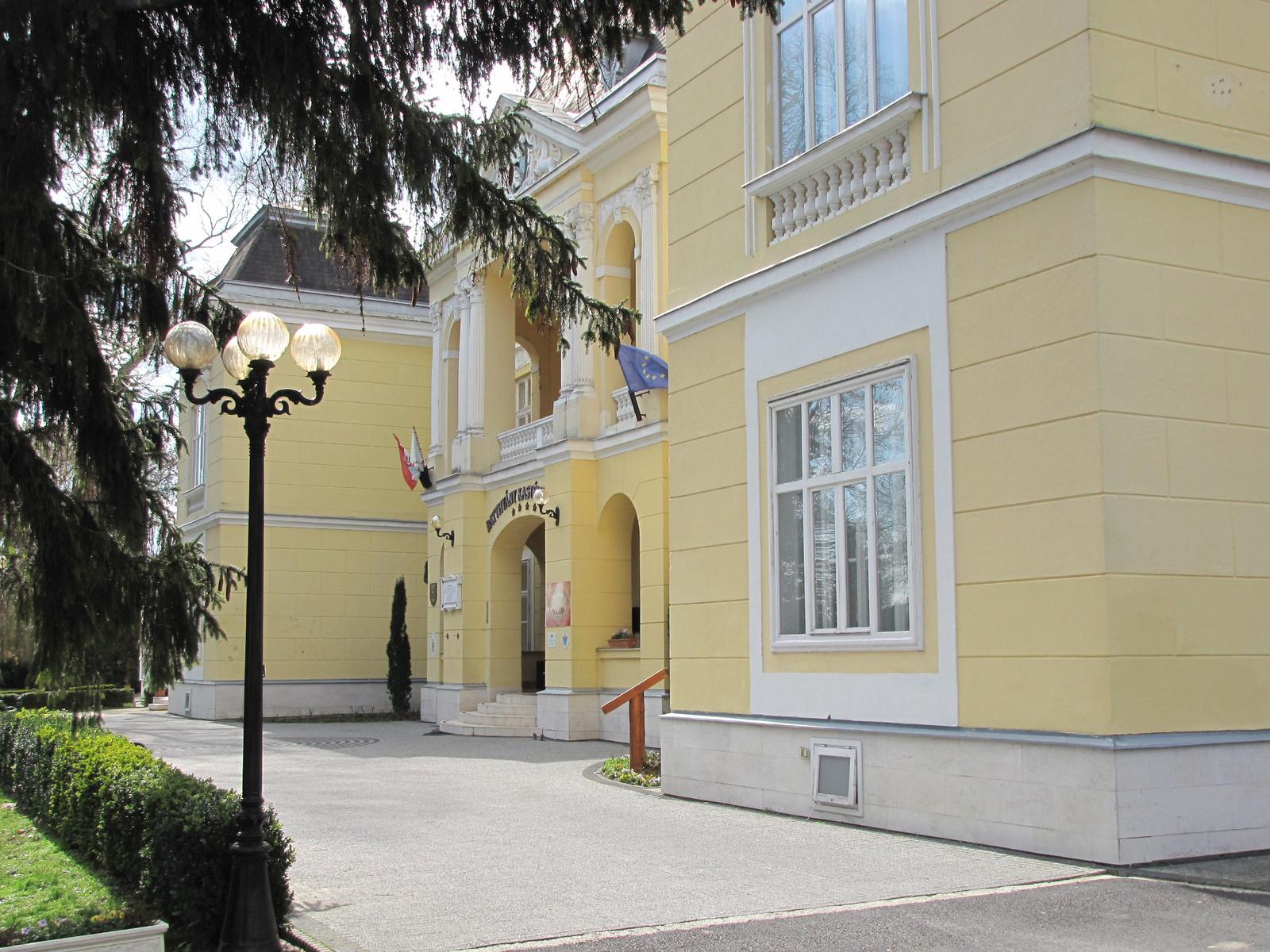 Zalacsány, a Batthyány Kúria és kastély, SzG3