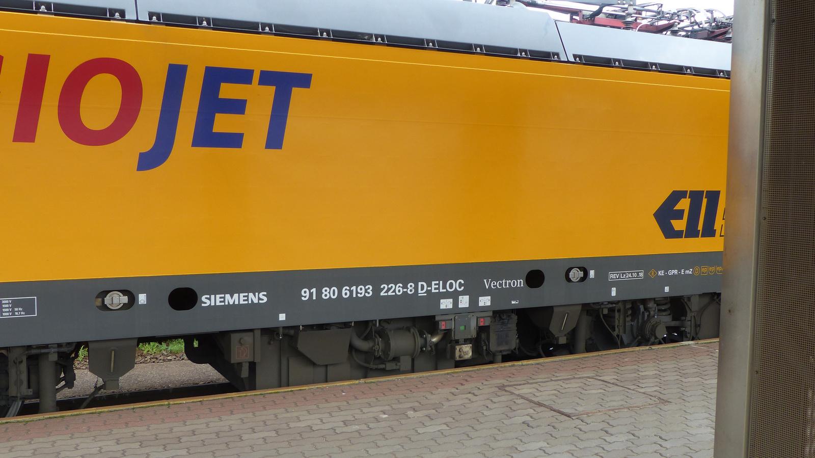D-ELOC 91 80 6193 226-8 (Déli pu.), SzG3