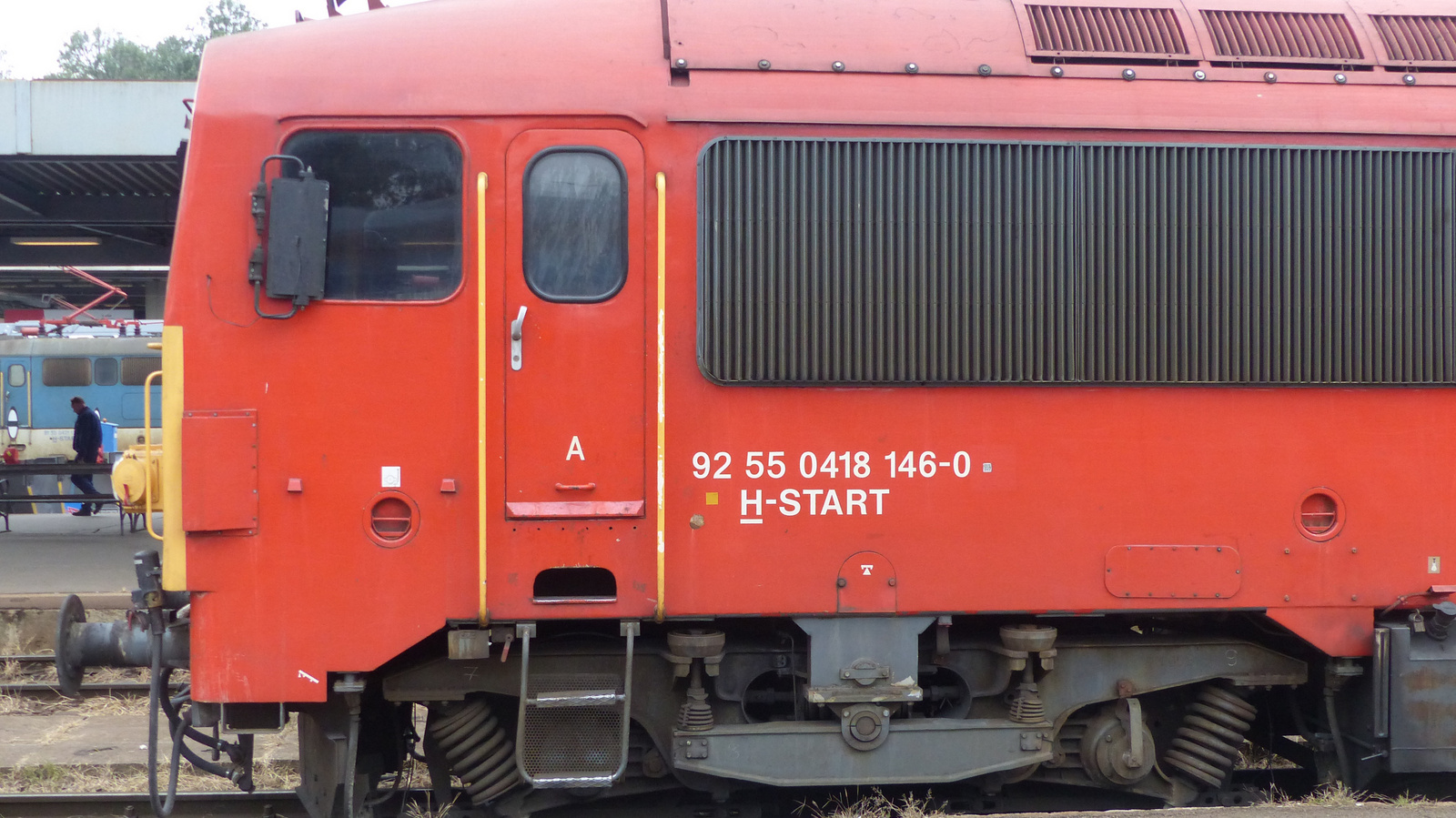 H-START 92 55 0418 146-0, SzG3