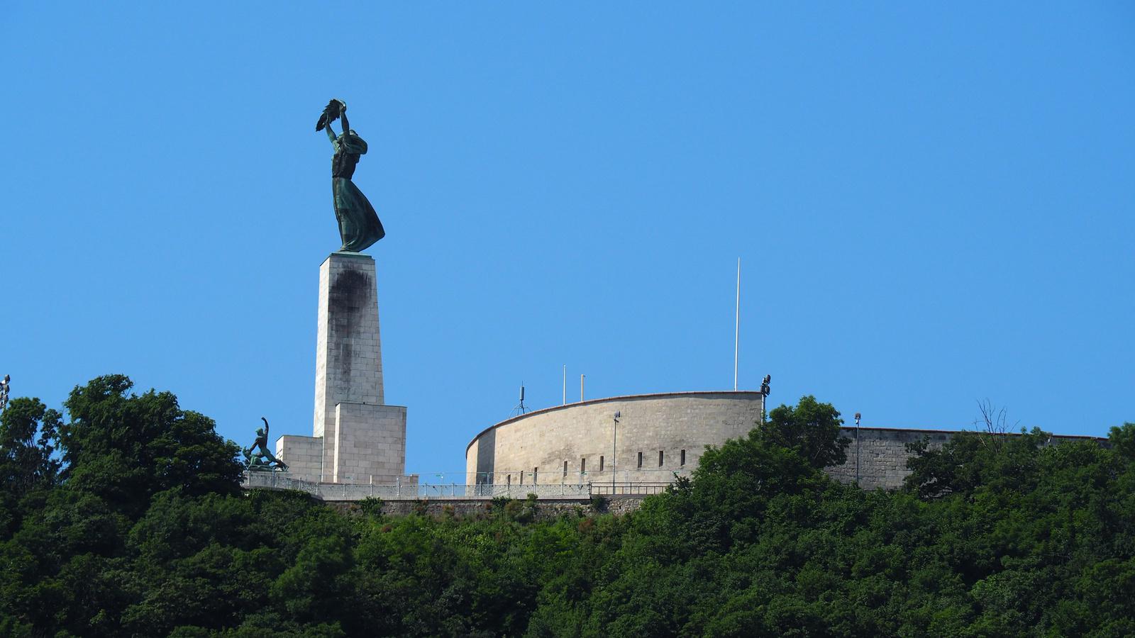 Budapest, a Citadella, SzG3