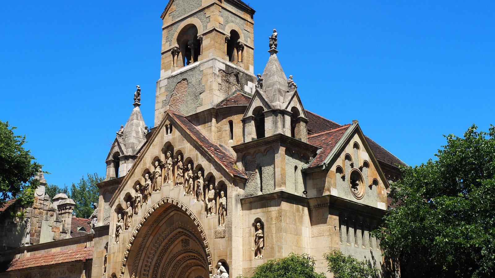 Budapest, Városliget, Jáki templom, SzG3