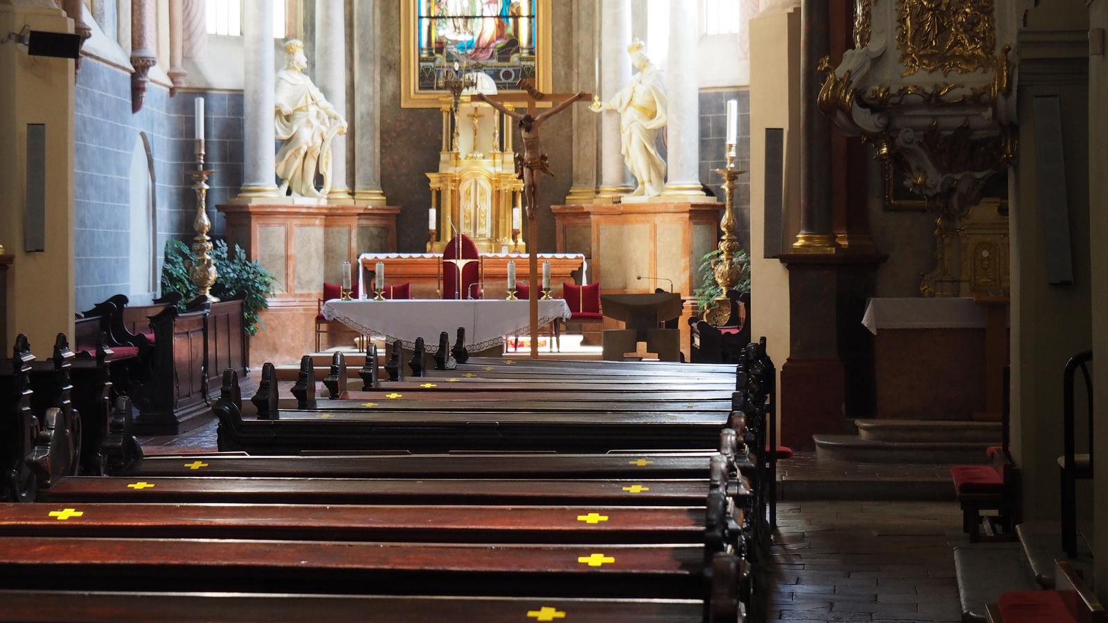 Pozsony, Kostol Zvestovania, SzG3