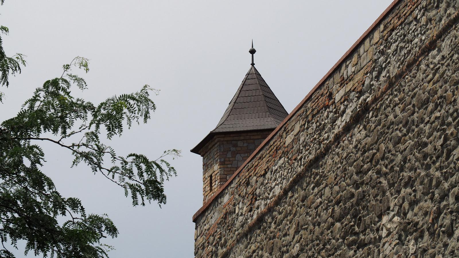 Pozsony, a várfal, SzG3