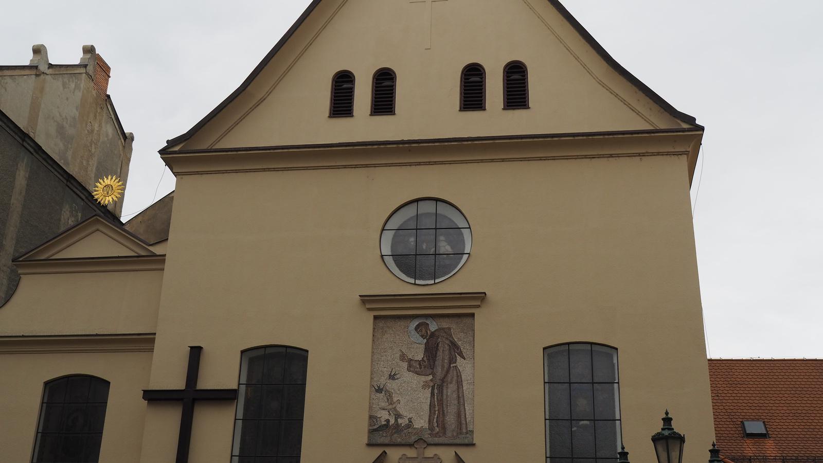 Brno, Kapucinusok Szent Kereszt temploma, SzG3