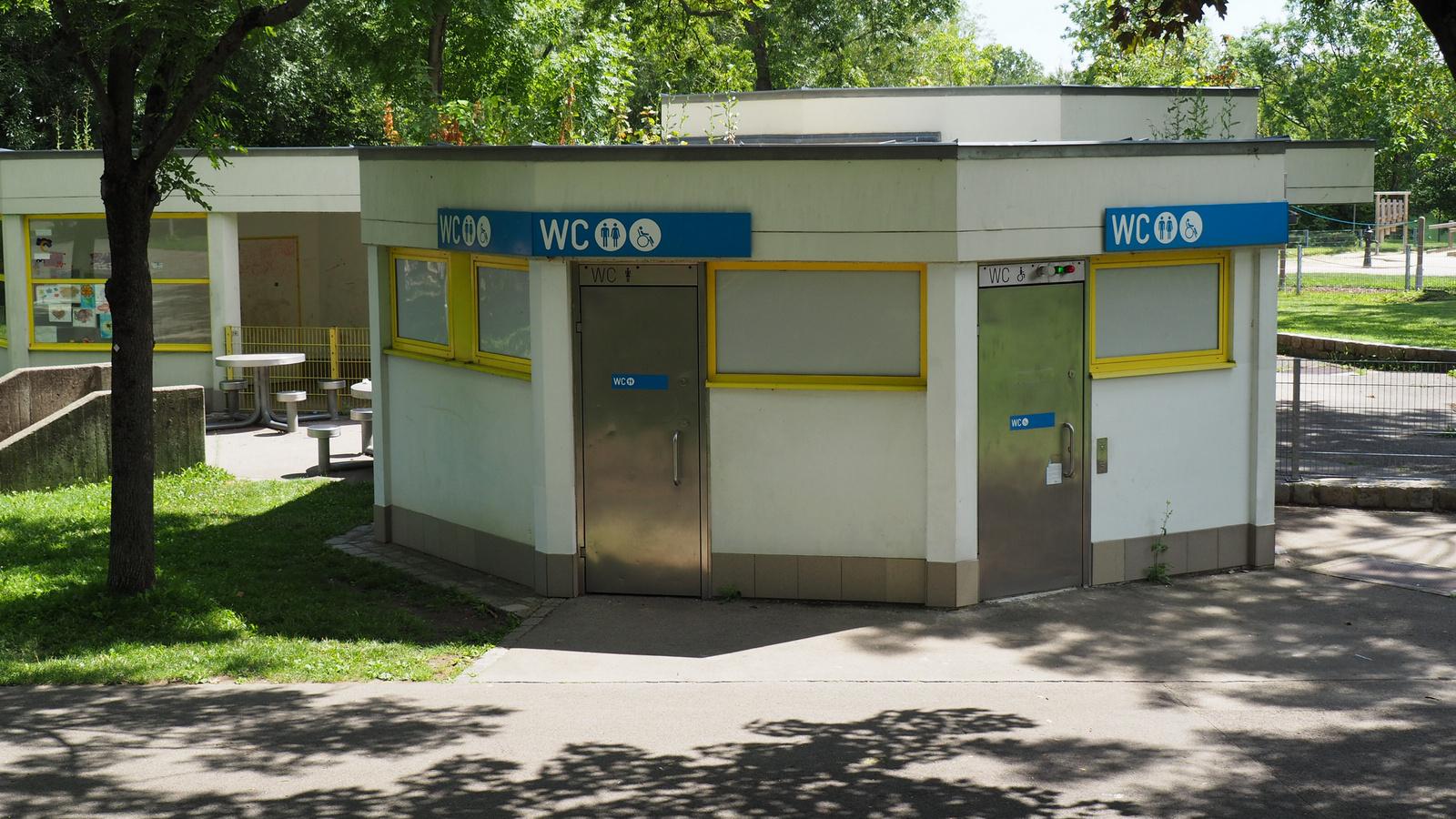 Bécs, Oberlaa, Kurpark, SzG3