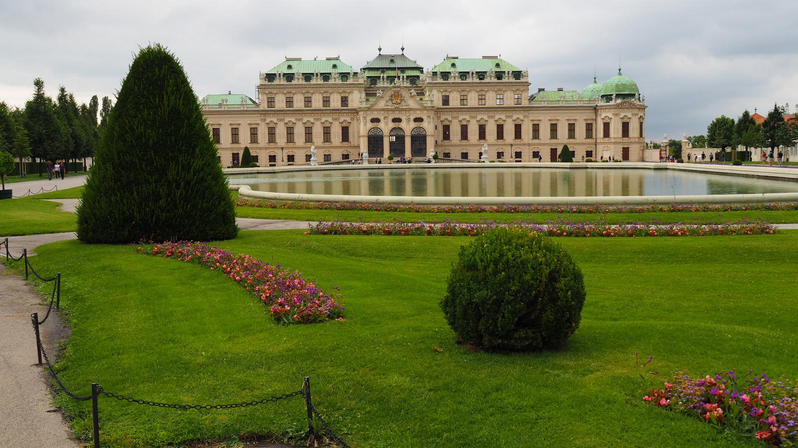 Bécs, Belvedere, SzG3