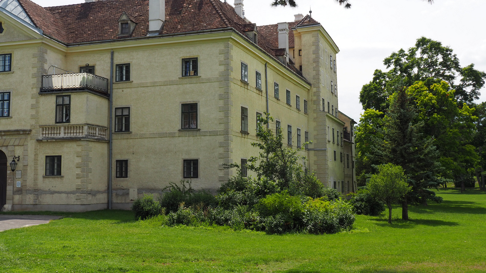 Laxenburg, Altes Schloss, SzG3