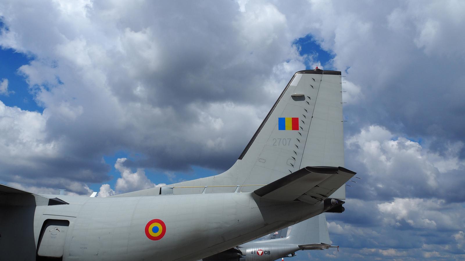 Romanian Air Force C-27J Spartan, SzG3