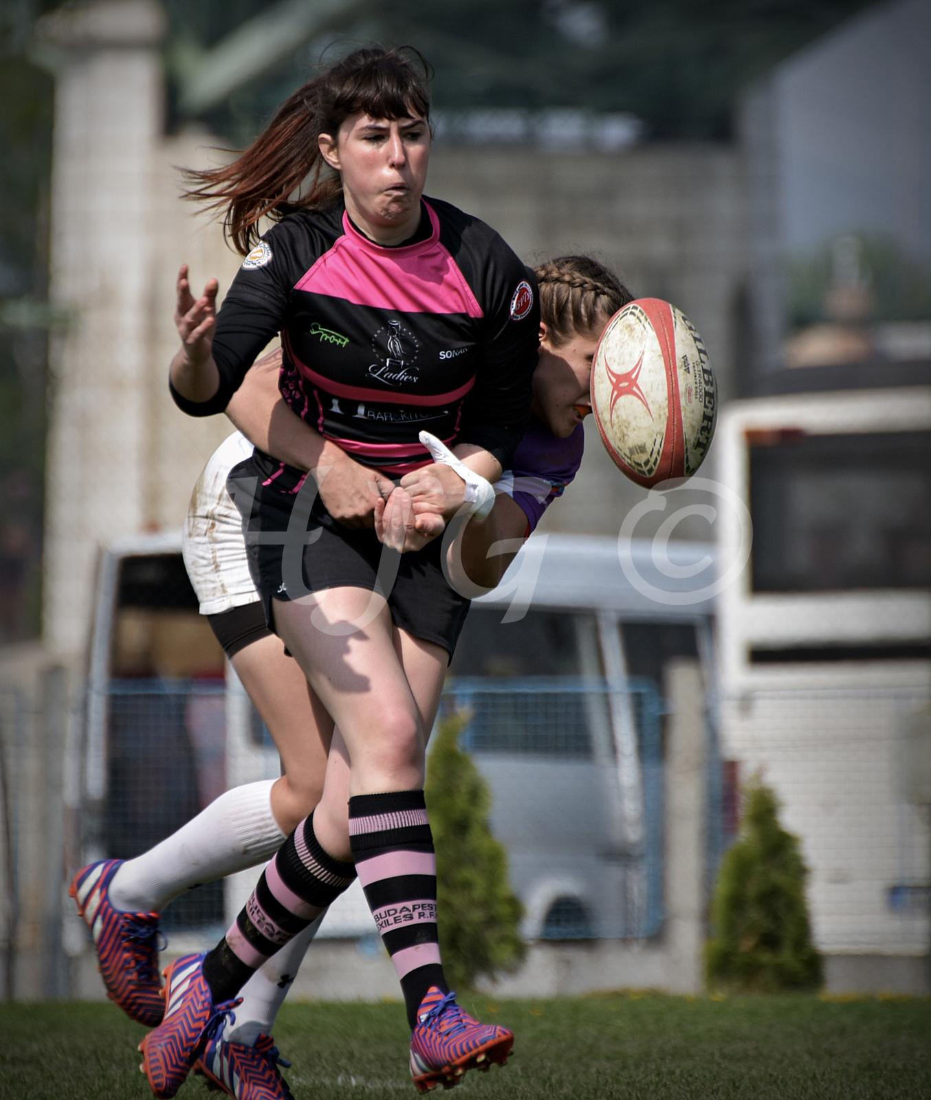 Női rugby forduló Esztergom