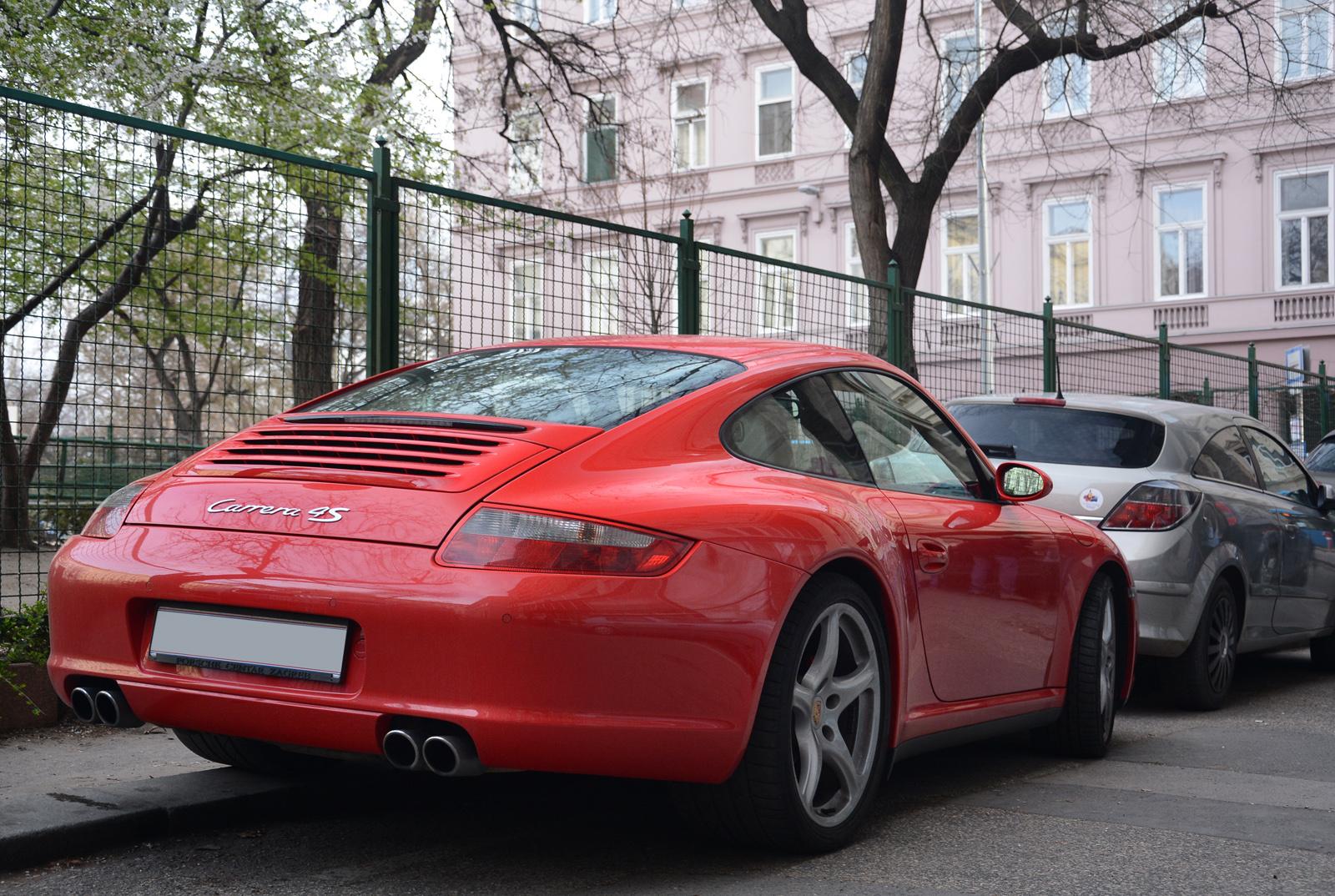 Porsche 911 (997) Carrera 4S