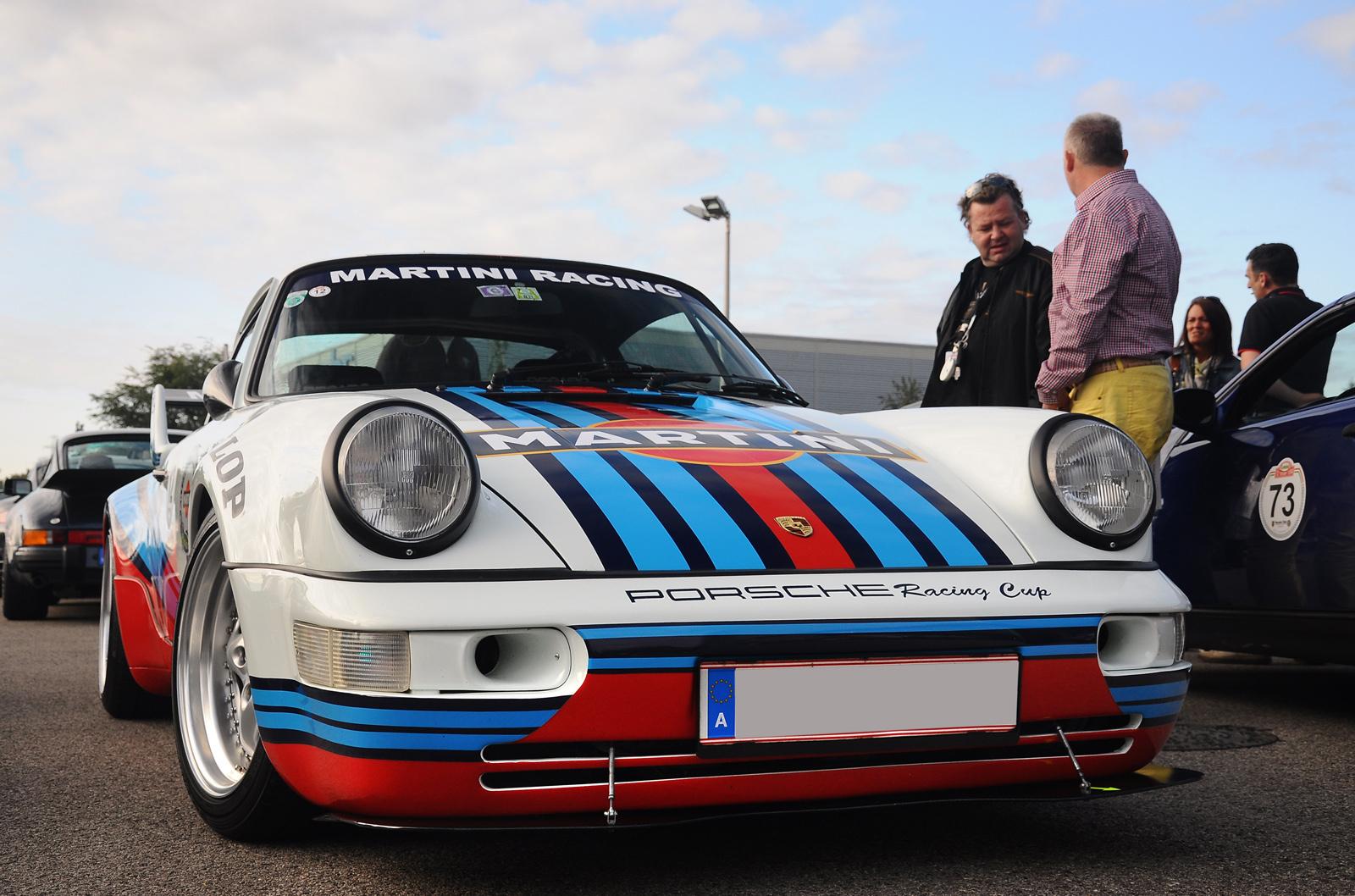 """Porsche 911 (964) """"Martini Racing"""""""