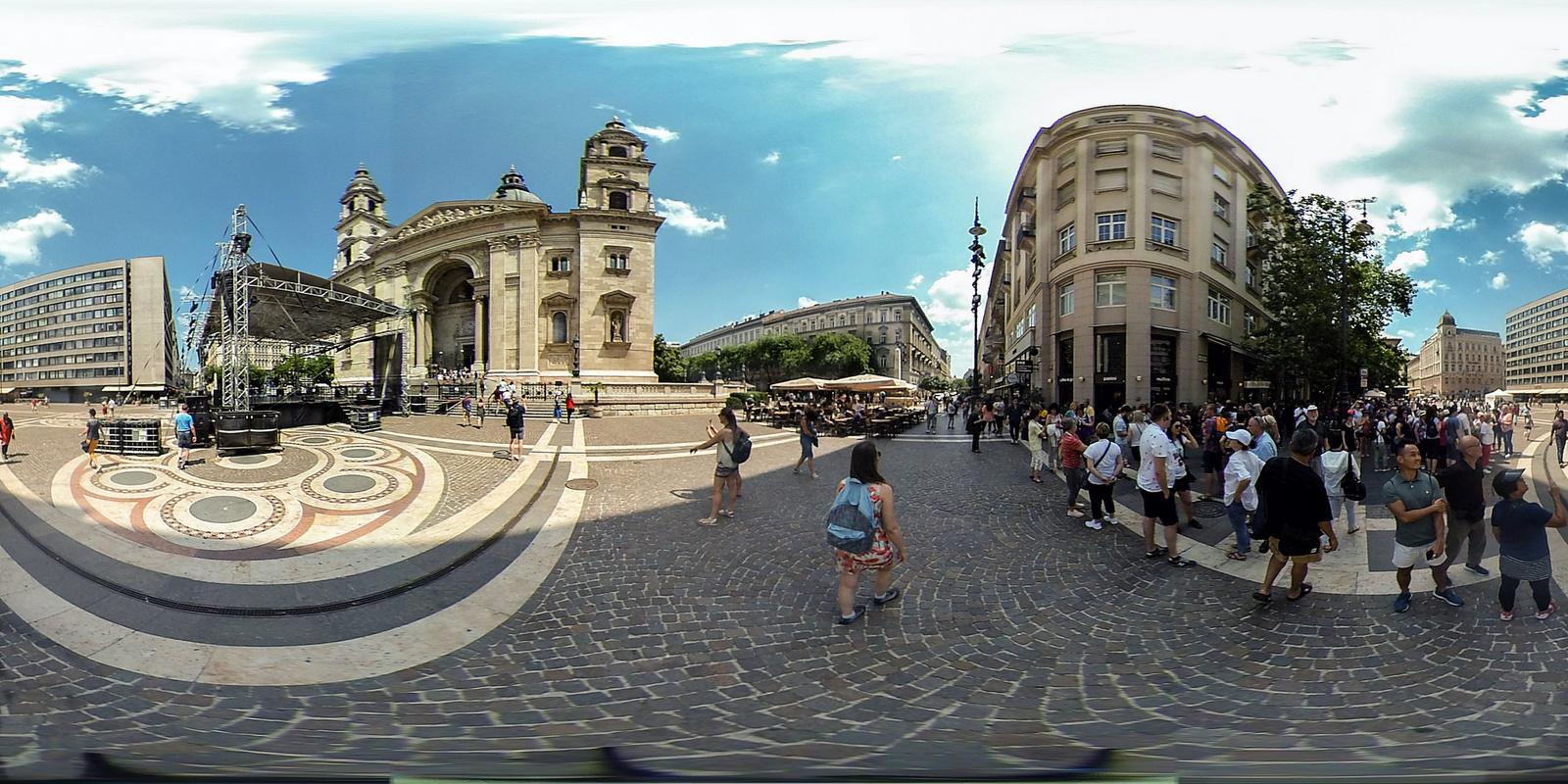 Szent István tér
