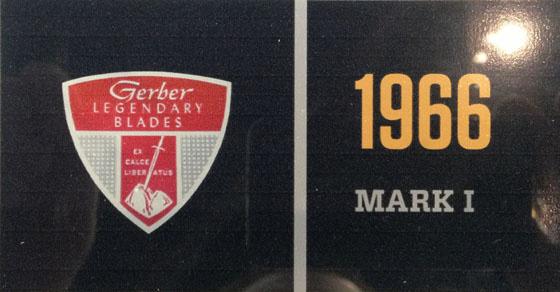 Kesportal: Gerber History Mark1 04