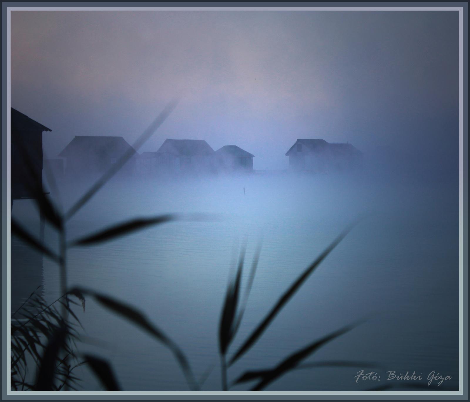 Ködbéli lebegés
