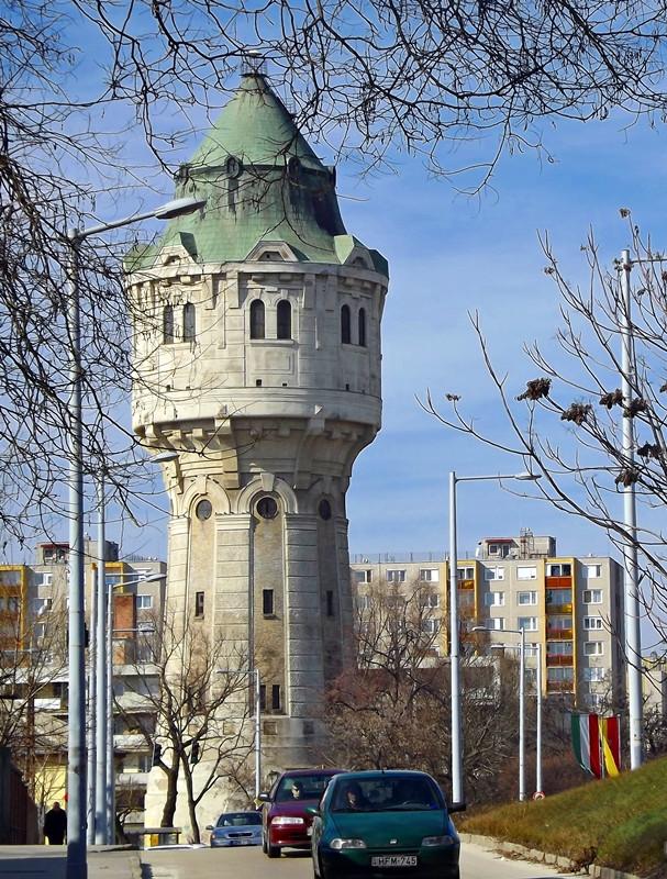 Újpesti viztorony II.